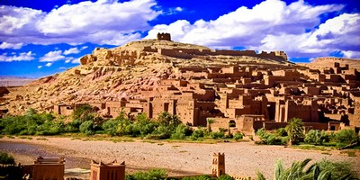 4 days Marrakech to Fes desert tour