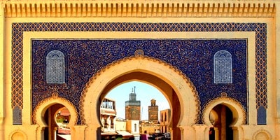 Desert trips from Marrakech to Fes